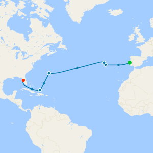 Transatlantic 2021 2022 2023 Cruises Iglucruise