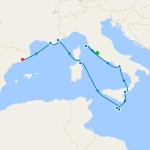 Western Mediterranean Gems I from Rome