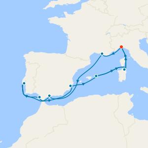Norwegian Fjords from Hamburg