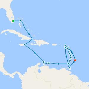 Isles of Paradise from Miami