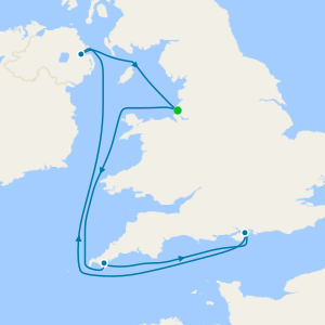 Touring Scenic Orkneys & Shetlands from Liverpool