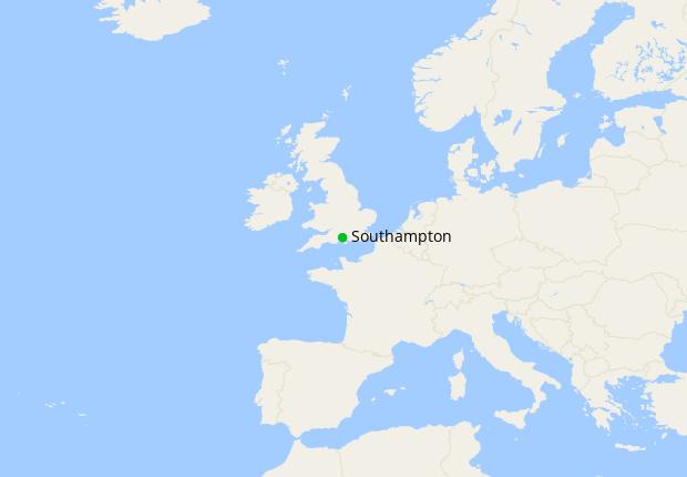 7 Nt Luxury Sun Voyage Coastal Cruise from Southampton with Margaret Gilmore