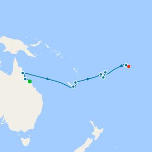 Gems of Indonesia & South China Sea from Benoa (Bali)