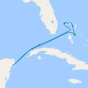 Bahamas & Cozumel from Nassau