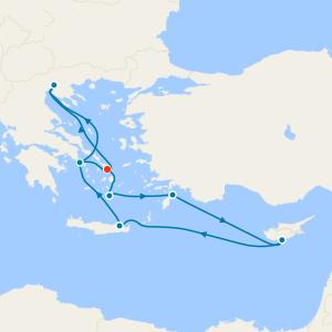 Legendary Archipelago from Athens