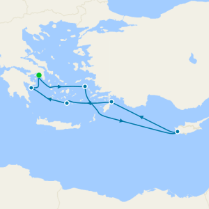 Gems of the Greek Isles - Athens Roundtrip