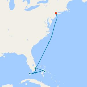 Southern Caribbean Seafarer & Eastern Ft. Lauderdale