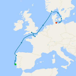 Grand Voyage from Lisbon to Kiel