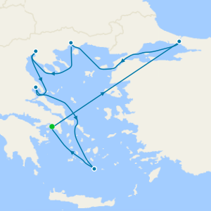 Eclectic Aegean from Athens