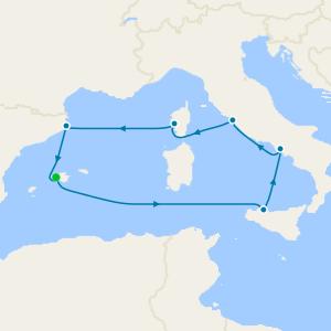 Treasures of the Mediterranean from Majorca