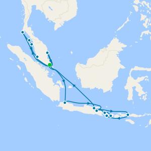 Japan, Taiwan & Philippines from Hong Kong
