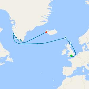 Summer in Scandinavia - Southampton to Copenhagen