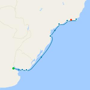 Gauchos & Golazos - Buenos Aires to Rio de Janeiro