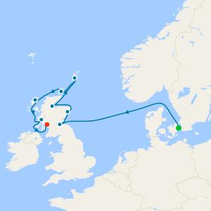 Baltics & St. Petersburg from Copenhagen