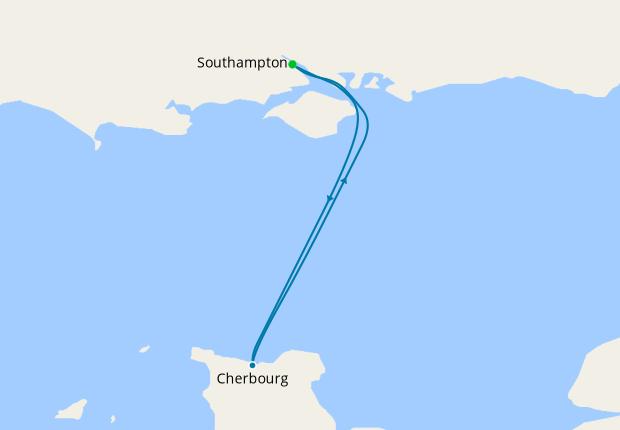*New* Luxury Short Break from Southampton