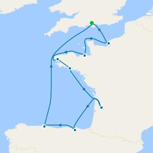 Western Europe Allure - Southampton Roundtrip