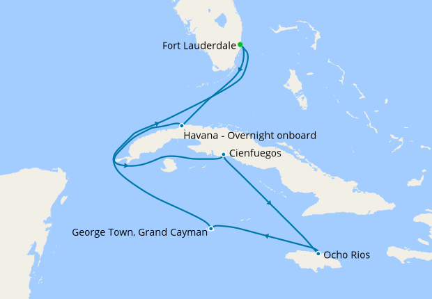 Cruise To Cuba 2020.Cuba Winter Spring From Ft Lauderdale Ms Veendam 28