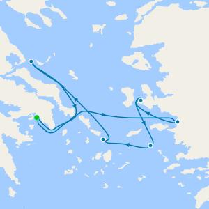 Grecia da Pireo (Atene)