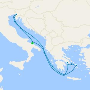 Grecia da Bari